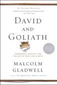 Malcolm Gladwell - David and Goliath  artwork