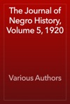 The Journal Of Negro History Volume 5 1920
