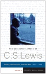 The Collected Letters Of CS Lewis Volume 2