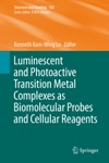 Luminescent And Photoactive Transition Metal Complexes As Biomolecular Probes And Cellular Reagents