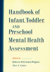 Handbook Of Infant Toddler And Preschool Mental Health Assessment