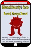Eternal Security  Once Saved Always Saved Text Messages From Jesus Book 6