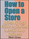 How To Open A Store A Step By Step Guide To Starting A Retail Shop Business