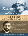 Edith Stein Letters To Roman Ingarden