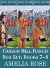 Carson Hill Ranch Box Set Books 7 - 9