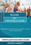 The Australian Resume And Job Search Guide