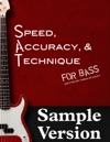 Speed Accuracy  Technique For Bass