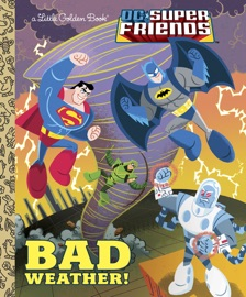 BAD WEATHER! (DC SUPER FRIENDS)