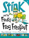 Stink And The Freaky Frog Freakout Book 8