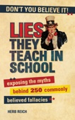 Lies They Teach in School - Herb Reich Cover Art