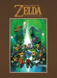 THE LEGEND OF ZELDA HYRULE HISTORIA HANDBOOK GUIDE