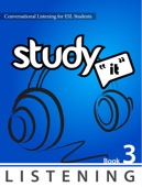 English Listening for ESL Students Book 3