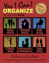 YES I CAN ORGANIZE All-In-One Book Includes FREE Workbook