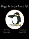 Reggie The Penguin Tries To Fly