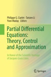 Partial Differential Equations Theory Control And Approximation