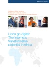 Lions Go Digital The Internets Transformative Potential In Africa