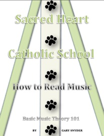 HOW TO READ MUSIC  - BASIC MUSIC THEORY 101