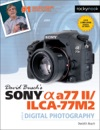 David Buschs Sony Alpha A77 IIILCA-77M2 Guide To Digital Photography