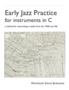 Early Jazz Practice For Instruments In C