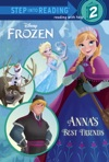 Annas Best Friends Disney Frozen