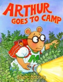 Arthur Goes to Camp - Marc Brown Cover Art