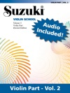Suzuki Violin School - Volume 2 Revised