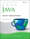 Core Java Volume II--Advanced Features 9e