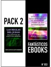 PACK 2 FANTSTICOS EBOOKS N 053