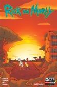 Rick & Morty #13 - Tom Fowler Cover Art