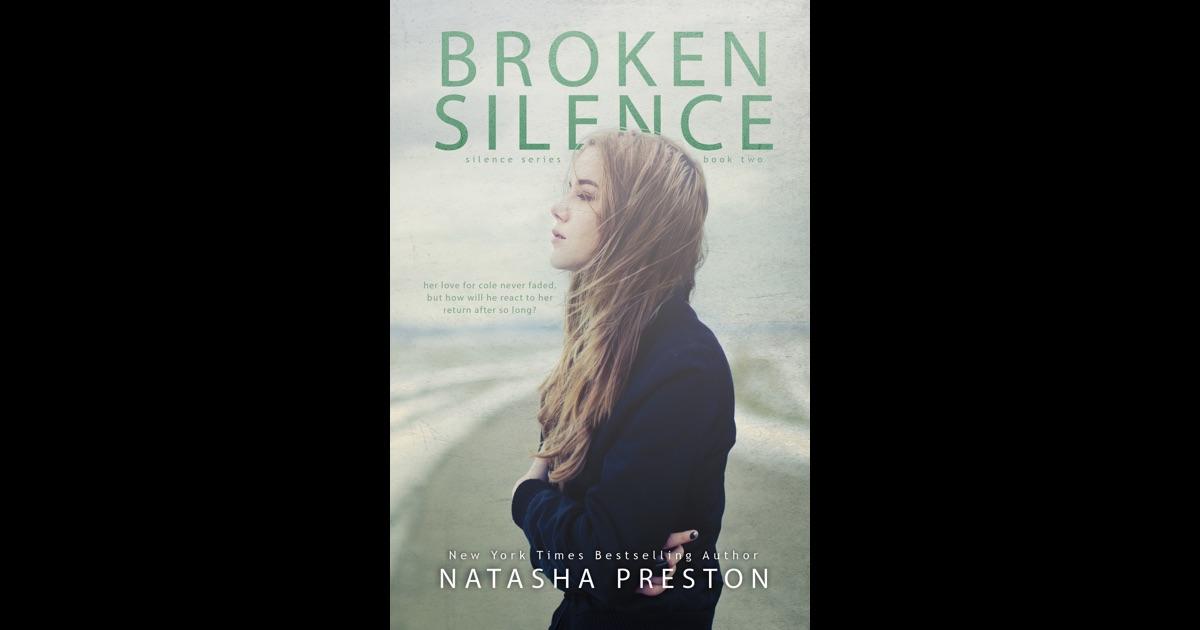 broken silence natasha preston ending relationship