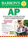 Barrons AP English Literature And Composition 6th Edition
