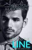 Julie Johnson - Cross the Line  artwork