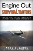 Engine Out Survival Tactics - Nate S. Jaros Cover Art
