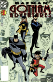 Batman: Gotham Adventures (1998-) #1