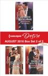 Harlequin Desire August 2016 - Box Set 2 Of 2