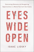Eyes Wide Open - Isaac Lidsky Cover Art