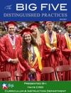 The Big Five Distinguished Practices