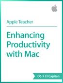 Apple Education - Enhancing Productivity with Mac OS X El Capitan artwork