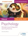 Edexcel Psychology Student Guide 2 Biological Psychology And Learning Theories