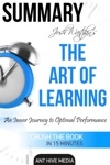 Josh Waitzkins The Art Of Learning An Inner Journey To Optimal Performance  Summary