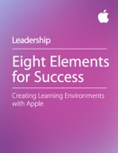 Apple Education - Eight Elements for Success artwork