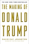 The Making of Donald Trump - David Cay Johnston Cover Art