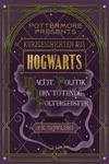 Kurzgeschichten Aus Hogwarts Macht Politik Und Nervttende Poltergeister
