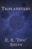 E.E. Doc Smith - Triplanetary  artwork