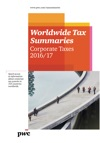 Worldwide Tax Summaries - Corporate Taxes 201617