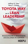 Toyota Way Per La Lean Leadership
