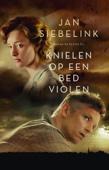 Jan Siebelink - Knielen op een bed violen kunstwerk