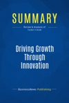 Summary Driving Growth Through Innovation