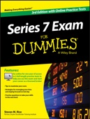 Series 7 Exam For Dummies, with Online Practice Tests - Steven M. Rice Cover Art