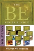Warren W. Wiersbe - The BE Series Bundle: Paul's Letters artwork
